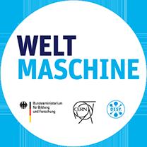 Weltmaschine Logo